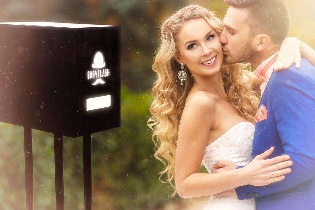 Location de photobooth pour votre mariage